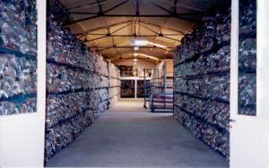 Almacén de alfombras en Albacete en Lavandería Alfombralba